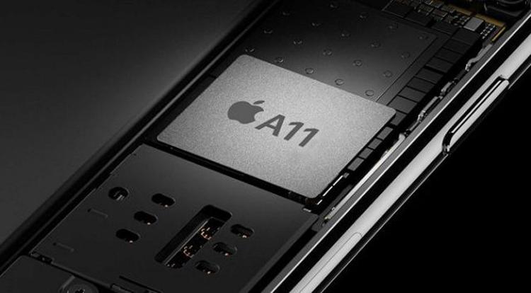Названы детали серийного выпуска SoC Apple A11