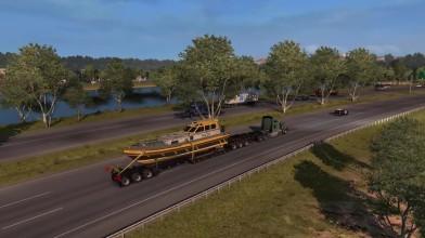 American Truck Simulator: DLC Special Transport