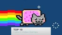 Топ-10 кошек на видеоиграх