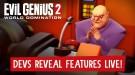 Персонажи и злодейская база: свежие подробности Evil Genius 2: World Domination