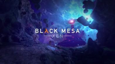 15 минут геймплея уровня Зен в Black Mesa