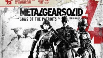 Издание Metal Gear Solid 4 25th Anniversary Edition