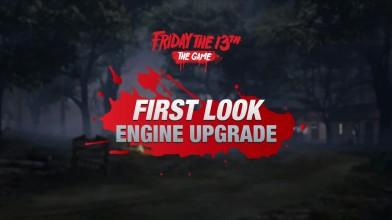 Friday the 13th: The Game - Геймплей обновления движка
