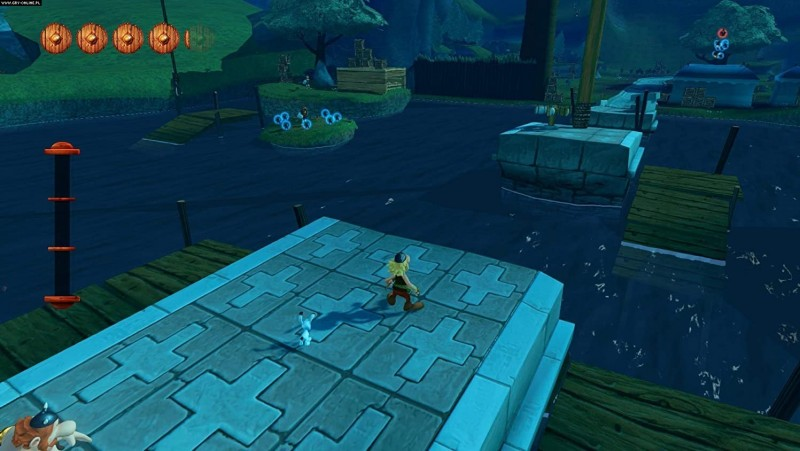 Скриншоты Asterix & Obelix: XXL Romastered