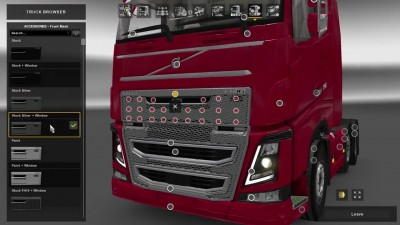 "ETS 2 ""Обзор Volvo FH&FH16 2012 Reworked v3.1.1"""