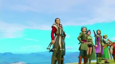Новый трейлер Switch-версии Dragon Quest 11