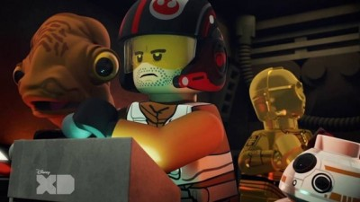LEGO Star Wars: The Resistance Rises - первый эпизод