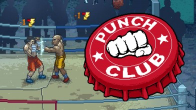Punch Club вышла на Xbox One и PS4