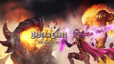 Order & Chaos 2: Redemption - Крупное обновление