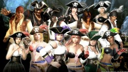 Анонсировано дополнение Pirates of 7 Seas для Dead or Alive 6