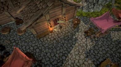 Геймплей строительства в игре Fractured