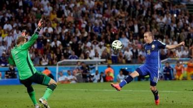 Прямая видео трансляция чемпионата мира финал!! Германия победила!!