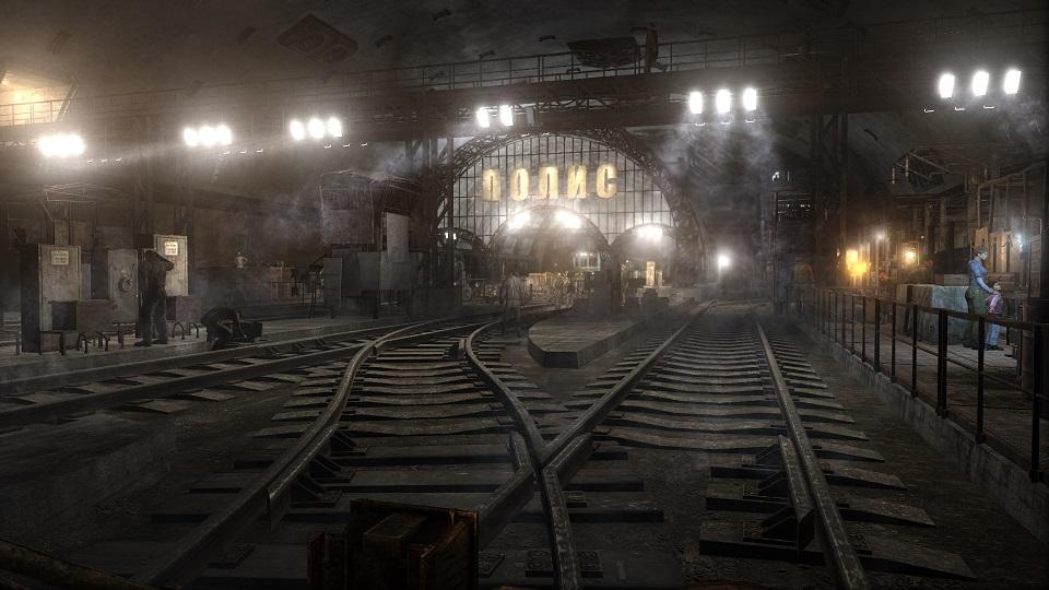 Metro 2 скачать торрент - фото 7