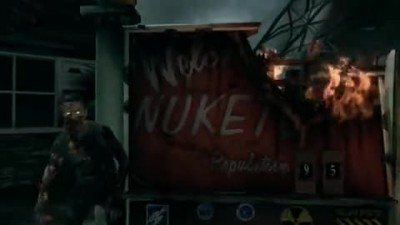 "Call of Duty: Black Ops 2 ""Nuketown Zombies Official Trailer"""