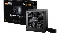 Блоки питания be quiet! System Power U9: базовый уровень
