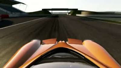 "Project CARS ""Pagani Trailer"""
