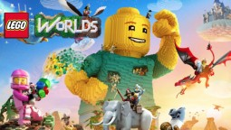 Тизер LEGO Worlds для Nintendo Switch