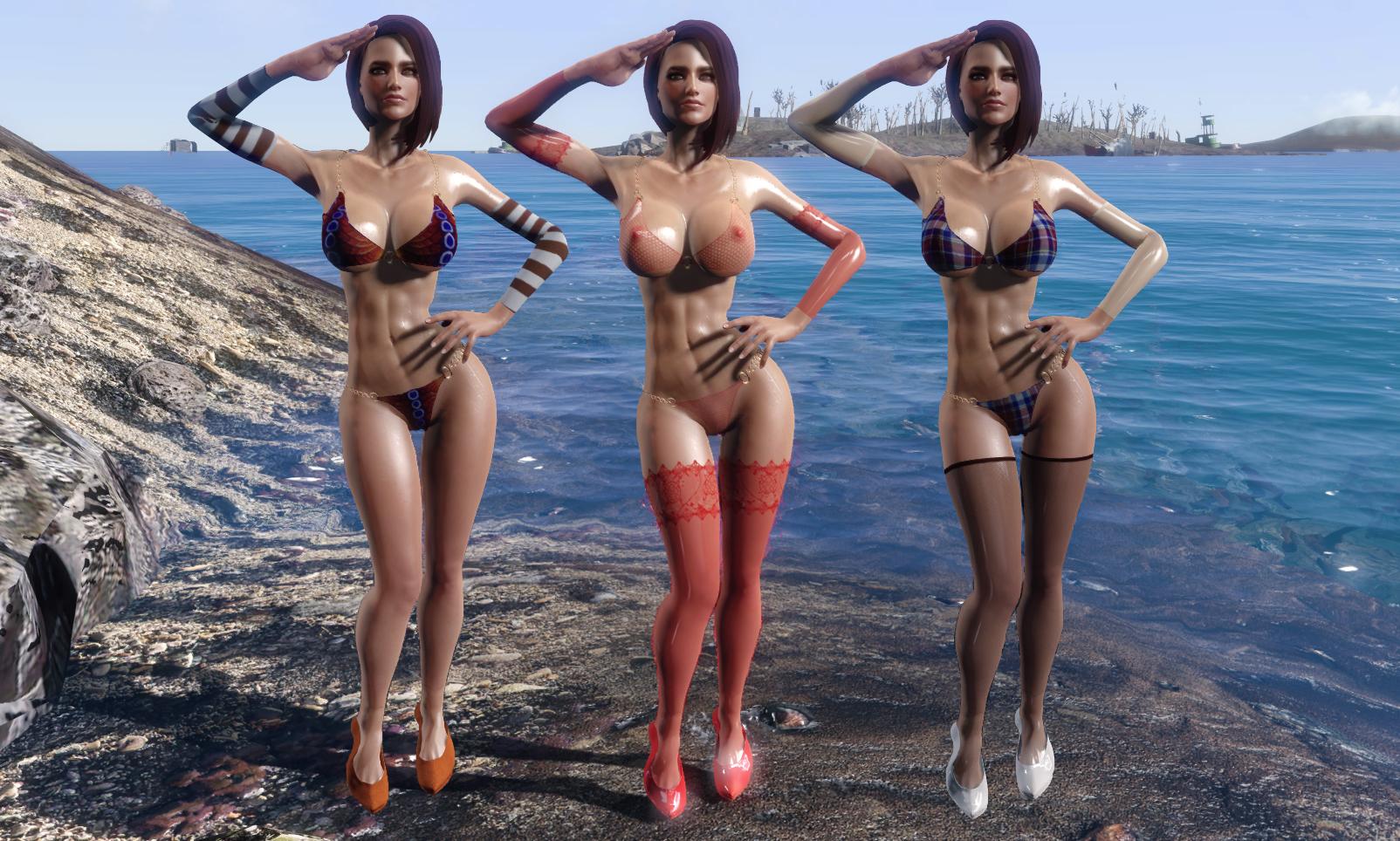 Fallout 4 Bikini