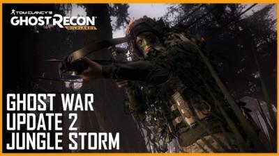 Трейлер и подробности второго бесплатного обновления для PVP-режима Ghost War