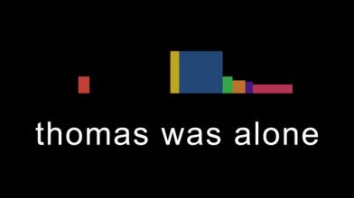 Великолепные фигурки из Thomas Was Alone появились в продаже