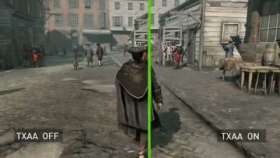 "Assassin's Creed 3 ""GeForce GTX Trailer"""
