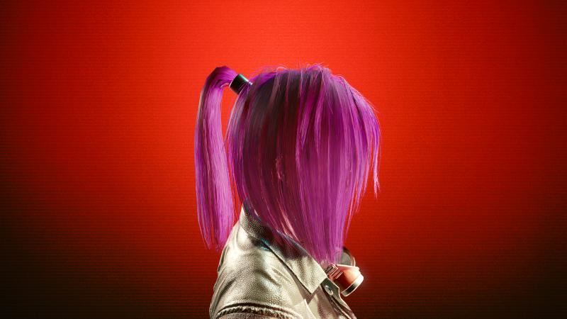 Lilac (22 цвет прически в Save Editor)