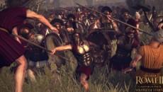 Total War: Rome II получит дополнение про спартанцев.