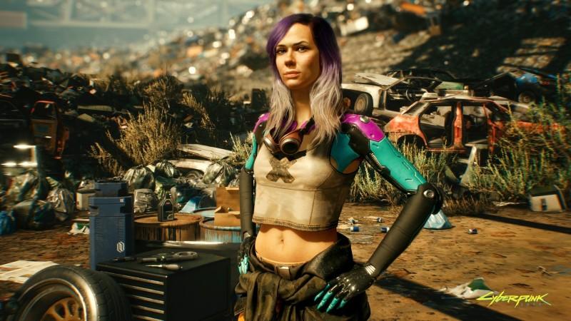В Cyberpunk 2077 Vertex Mod добавлена поддержка встроенного менеджера модов Nexus Mods