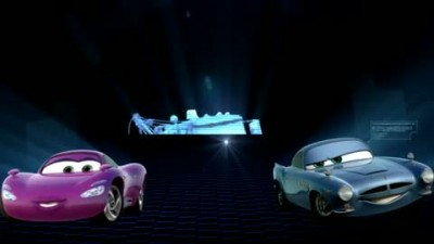 "Cars 2: The Video Game ""Секретные агенты"""