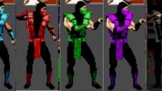 Эволюция персонажей файтингов часть 4: Mortal Kombat