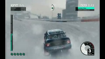 "Dirt 3 ""DX11 snow"""