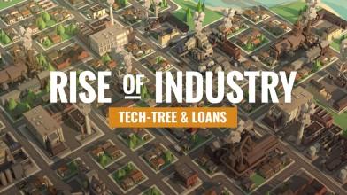 Rise of Industry вышла в релиз