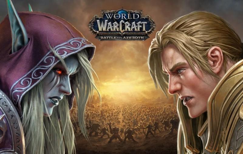 Картинки по запросу world of warcraft battle for azeroth