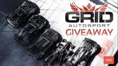 Сервис Gamesessions раздает бесплатно игру Grid: Autosport