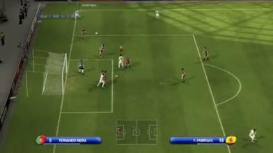 "UEFA EURO 2008 ""Portugal vs. Spain Gameplay"""