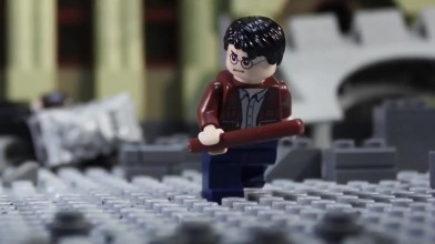 LEGO Harry Potter За 90 секунд