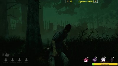 Стрим +18 Dead by Daylight 18 + Sociopat