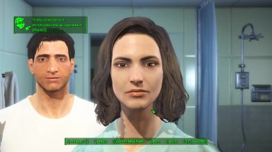 Русская озвучка в Fallout 4