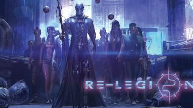 Трейлер киберпанк-стратегии Re-Legion от 1С