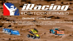 iRacing - Первые скриншоты Dirt Late Model, Dirt Sprint Car и Dirt Street Stock