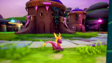Первые 22 минут Spyro Reignited Trilogy