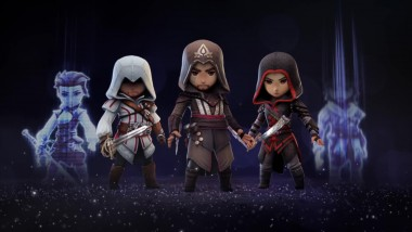 "Assassin's Creed Rebellion ""Тизер"""