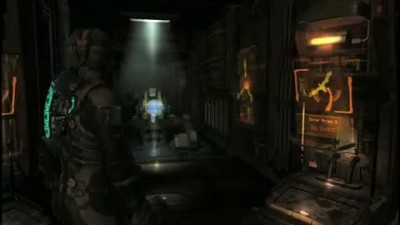 "Dead Space 2 ""GC 10: Halo Jump Trailer HD"""