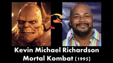 Mortal Kombat Кто озвучивал Горо