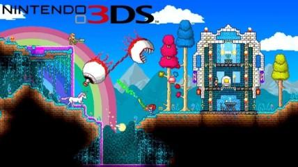 Nintendo подтвердила, что 0DS версия Terraria вскоре получит обновление