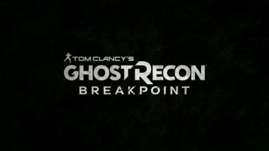 Сюжетный трейлер Ghost Recon Breakpoint