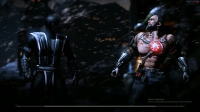 Mortal Kombat X NOOB SAIBOT v2.0 MOD - KLASSIC MK SHAOLIN MONKS VERSION - MKX