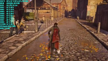 Asssassins Creed Syndicate GTX 1050 Ti OC - 1080p - 900p - 720p