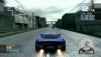 Ridge Racer 7: Platinum Edition - пример эмуляции на ПК