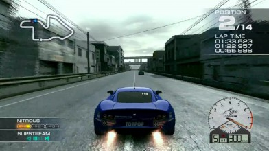 Ridge Racer 7: Platinum Edition - пример эмуляции на ПК